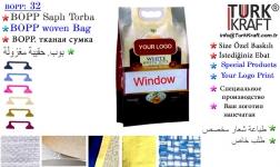 PP Woven Bag Producers TurkKraft Saplı Çuval İmalatı 33
