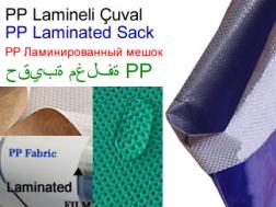 PP Woven Bag Producers TurkKraft LAMINATED SACK MANUFACTURING