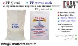 PP Woven Bag Producers TurkKraft Standart Çuval İmalatı 1