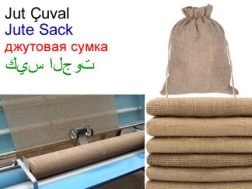 PP Woven Bag Producers TurkKraft JUTE SACK MANUFACTURING