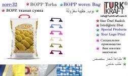 PP Woven Bag Producers TurkKraft Kulplu Çuval  imalatı 32