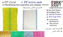 PP Woven Bag Producers TurkKraft Standart Çuval İmalatı 3